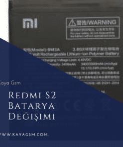 Redmi S2 Batarya Değişimi