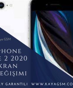İPhone SE 2 2020 Ekran Değişimi
