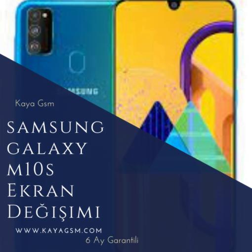 Samsung Galaxy M10s ekran değişimi