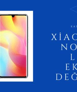 Xiaomi Mi 10 ultra ekran değişimi