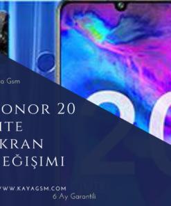 Honor 20 Lite ekran değişimi