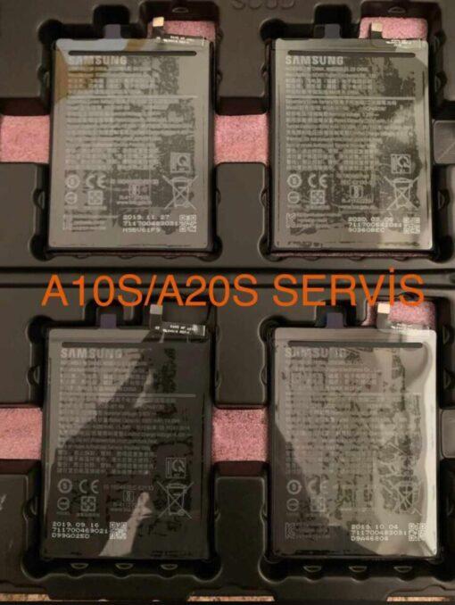 Samsung A20s Batarya Değişimi