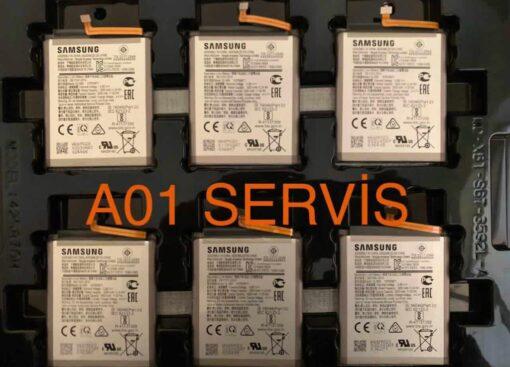 Samsung A01 Batarya Değişimi