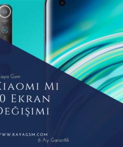 Xiaomi Mi 10 Ekran Değişimi