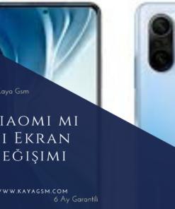 Xiaomi Mi 11i Ekran Değişimi
