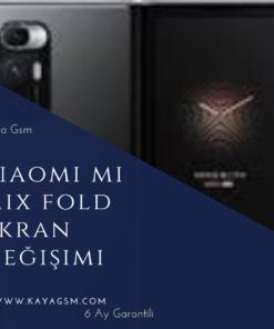 Xiaomi Mi Mix Fold Ekran Değişimi