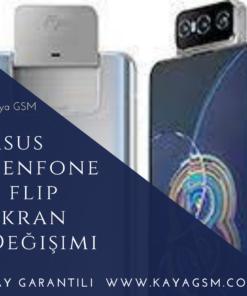 Asus ZenFone 8 Flip Ekran Değişimi