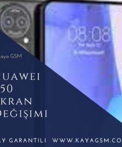 Huawei P50 Ekran Değişimi