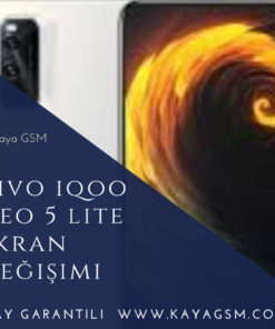 Vivo İQOO Neo 5 Lite Ekran Değişimi