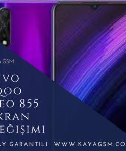 Vivo İQOO Neo 855 Ekran Değişimi