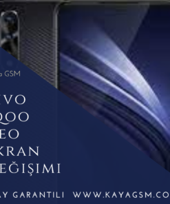 Vivo İQOO Neo Ekran Değişimi