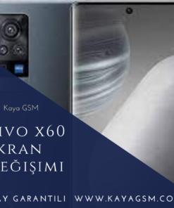 Vivo X60 Ekran Değişimi