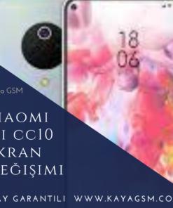 Xiaomi Mi CC10 Ekran Değişimi