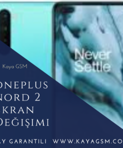 OnePlus Nord 2 Ekran Değişimi