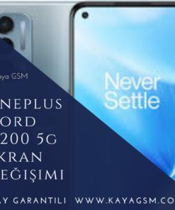 OnePlus Nord N200 5G Ekran Değişimi