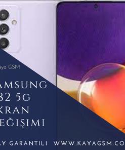 Samsung A82 5G Ekran Değişimi