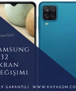 Samsung M32 Ekran Değişimi