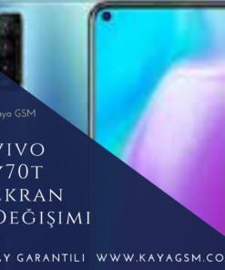 Vivo Y70t Ekran Değişimi