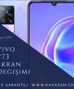 Vivo Y73 Ekran Değişimi