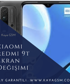 Xiaomi Redmi 9T Ekran Değişimi