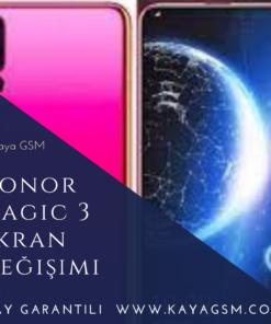 Honor Magic 3 Ekran Değişimi