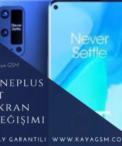 OnePlus 9T Ekran Değişimi