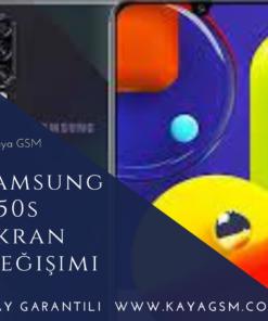 Samsung A50s Ekran Değişimi