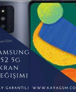 Samsung M52 5G Ekran Değişimi