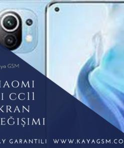 Xiaomi Mi CC11 Ekran Değişimi